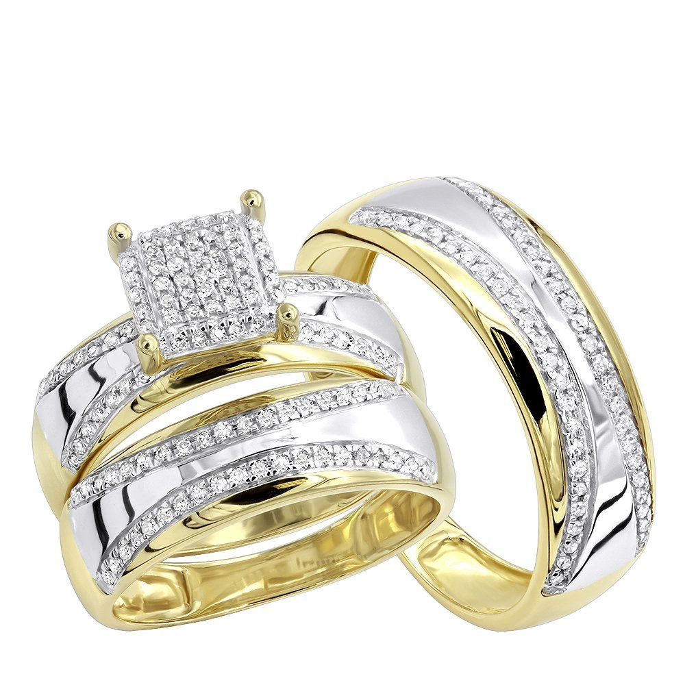 PAYING CASH FOR GOLD - BRIDAL SETS